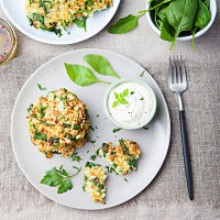 Cabbage Hash Browns